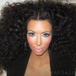 Kim Kardashian Funny Picture