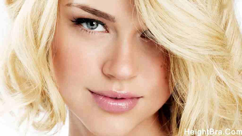 Adrianne Palicki Face Close Up