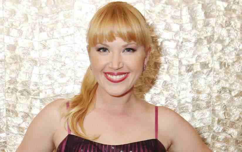 Adrienne Frantz Height