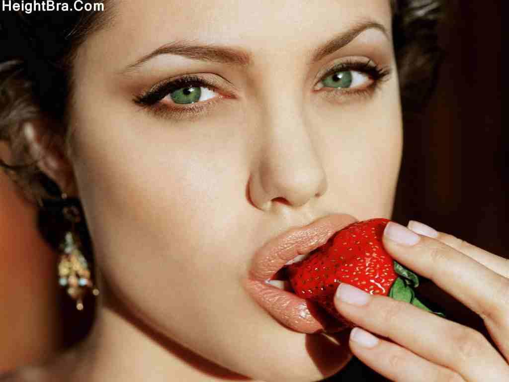 Angelina Jolie Weight