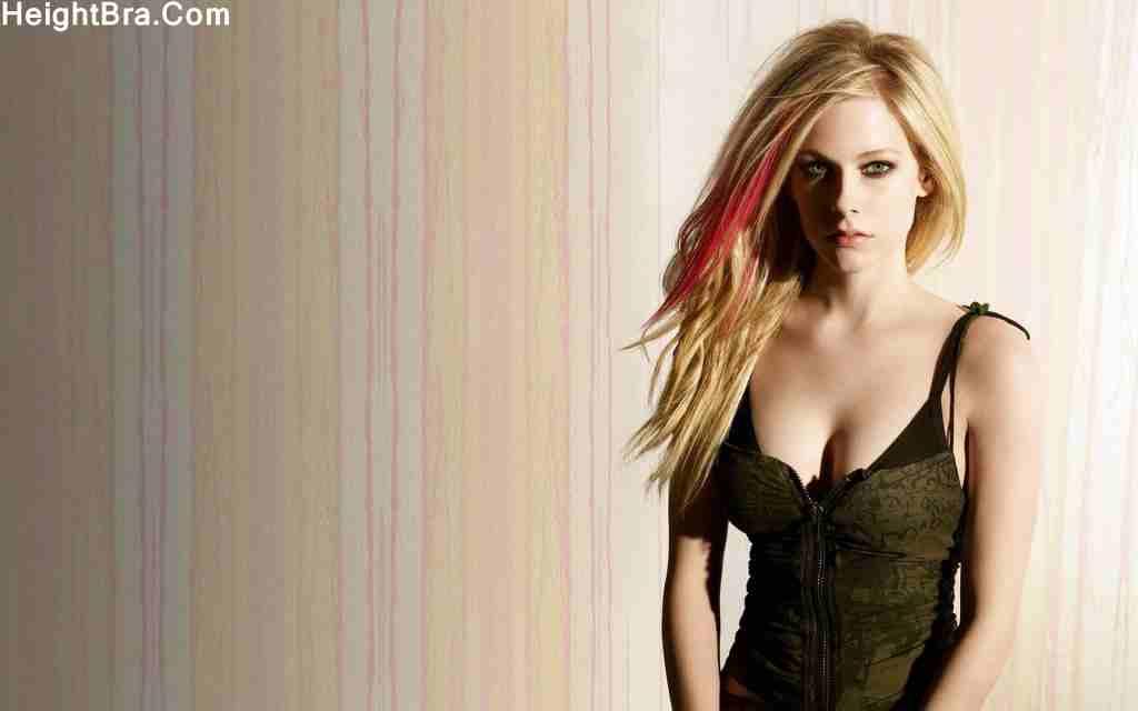 Avril Lavigne Boobs Size