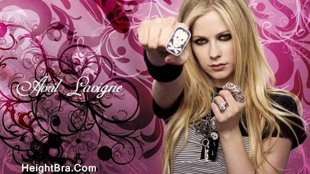 Avril Lavigne Hot Wallpaper
