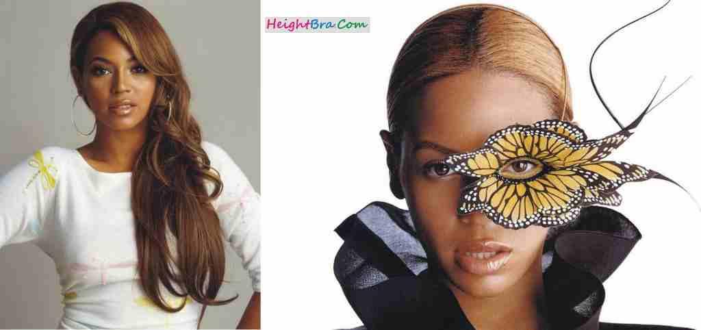 Beyonce Knowles Body Measurements