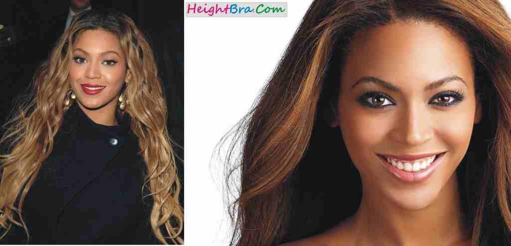 Beyonce Knowles Bra Size