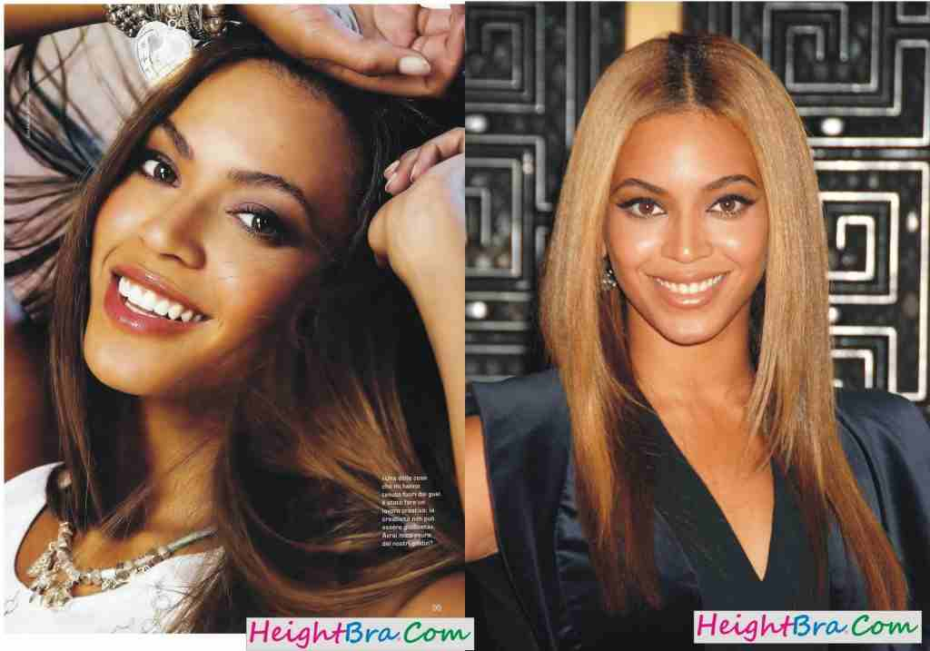 Beyonce Knowles Height Weight age