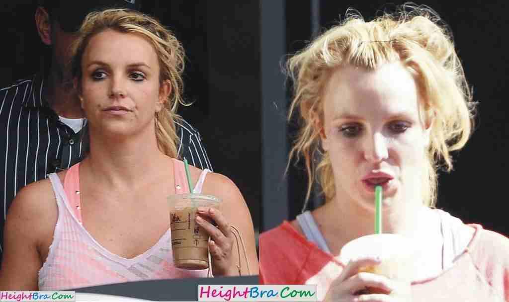 Britney Spears Figure Size