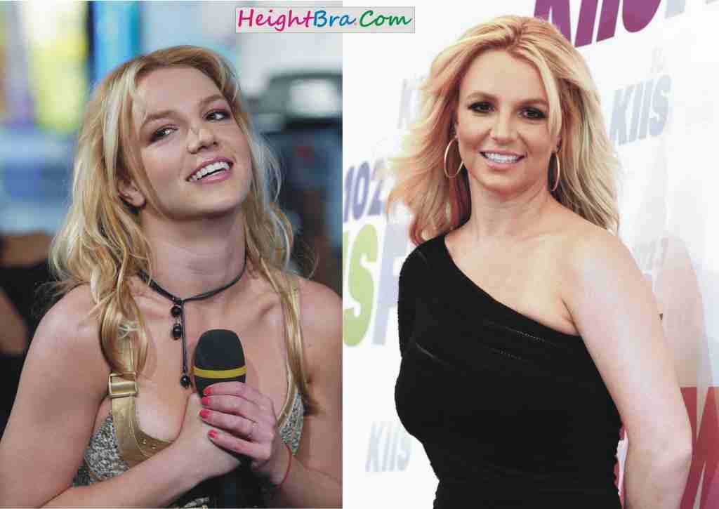 Britney Spears Height