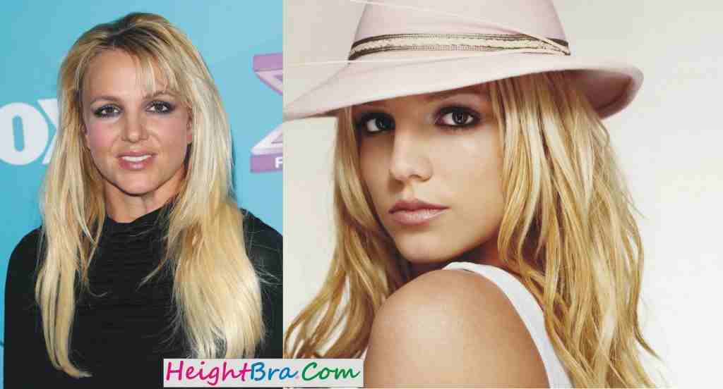 Britney Spears Height Bra