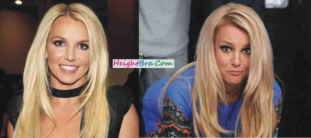 Britney Spears Weight