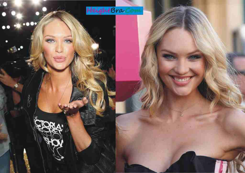 Candice Swanepoel Boobs Size