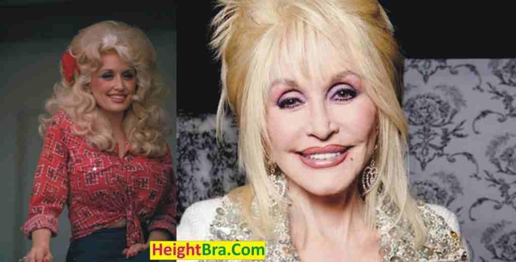 Dolly Parton Hips Size