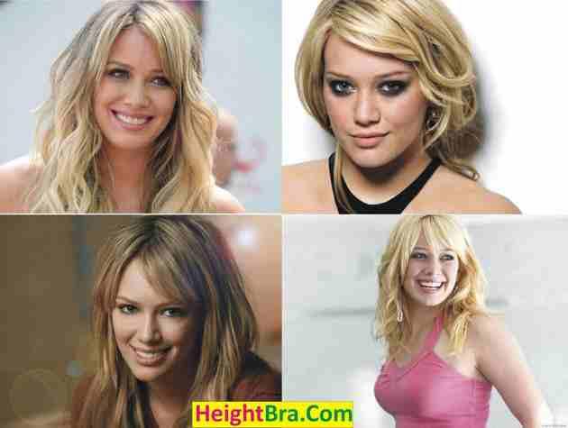 Hilary Duff Hair Styles