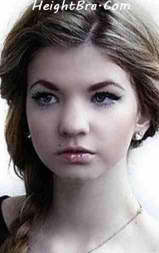 Leonie Kranzle With Makeup
