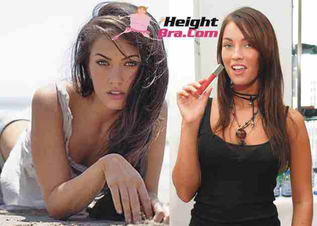 Megan Fox Figure Size