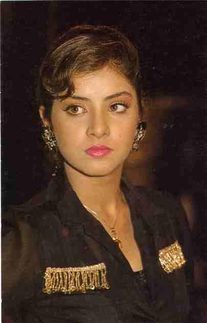 Divya Bharti Hot Innocent