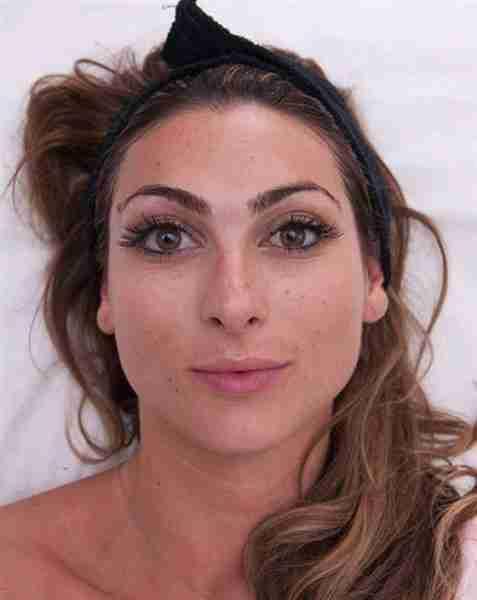 Luisa Zissman without Makeup